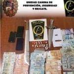 Detenido un individuo dedicado al menudeo de sustancias estupefacientes