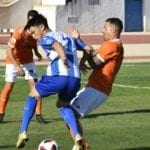 El FC Jumilla no puede con el Cartagena y perdió 1-3