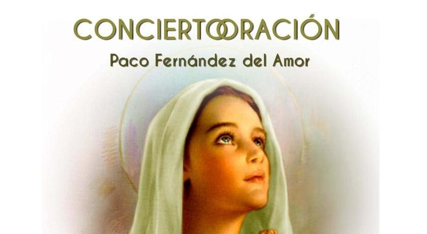 La Ermita de San Agustín acogerá un Concierto Oración