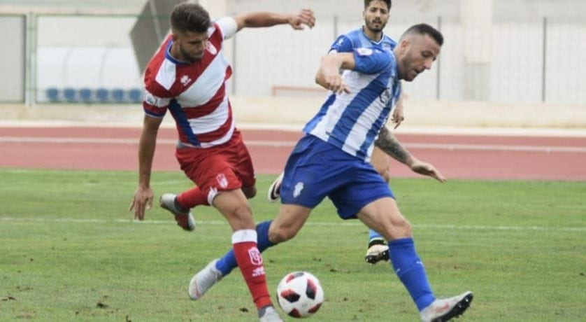 Primera derrota del FC Jumilla en lo que va de temporada