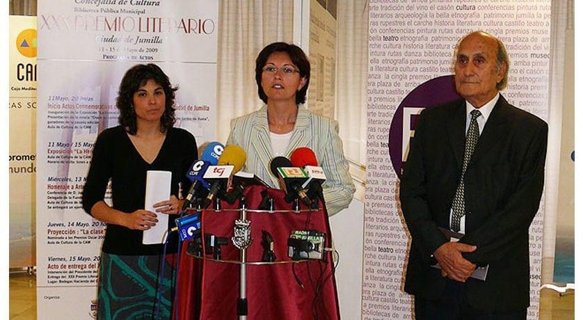 El Boletín Oficial de la Región de Murcia publica las bases para participar en el Premio Literario 'Ciudad de Jumilla'