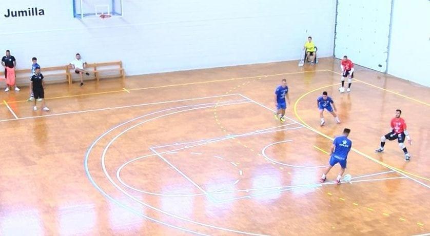 Jumilla CFS pierde en casa el pase a semifinales de la Copa Presidente