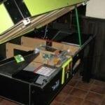 Detenidos dos jumillanos por cometer un robo con violencia en un bar de Tobarra