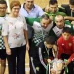 Peluquería Hair Style se proclama campeón de la XXX edición de las 24 Horas Futbol Sala C. D. La Parra