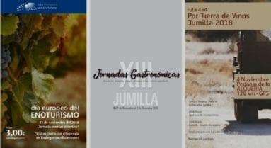 actividades jornadas gastronomicas jumilla