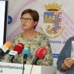 La alcaldesa pide a los ciudadanos que esperen tres meses para ver el resultado final de las mejoras de la avenida de la Libertad