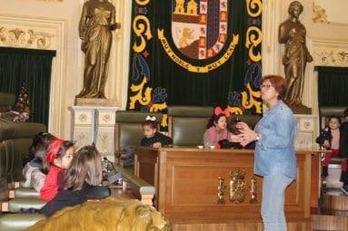 alcaldesa-jumilla-recibe-alumnos-infantil-asuncion