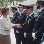 Esta semana la Policía Local celebra a su patrón: los Ángeles Custodios