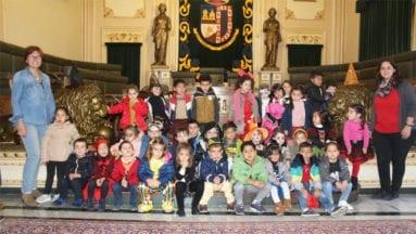 alumnos-infantil-asuncion-visitan-ayuntamiento-jumilla