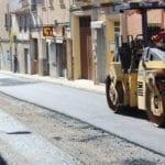 El Plan de Asfaltado 2018 está mejorando vías completas y varios tramos de 15 calles de Jumilla