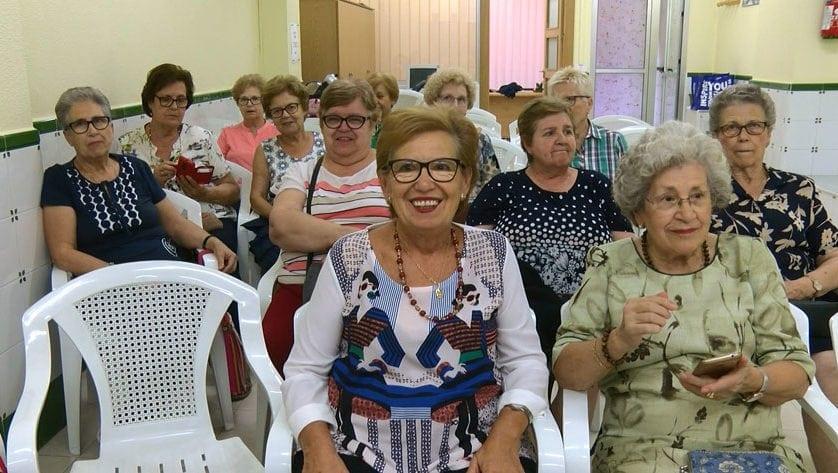 La Asociación de Viudas de Jumilla retoma la actividad con la vista puesta en sus elecciones