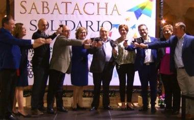 Presentado Sabatacha Solidario a favor de Aspajunide