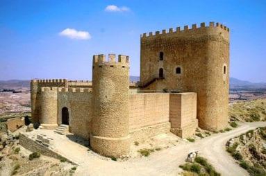 castillo-jumilla