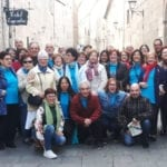 La Coral Jumillana Canticorum participa en el Concierto del Coro Ciudad de Salamanca