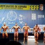 Cuarta posición para Juan Francisco Herrero en el Campeonato de España