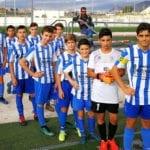 Debut para gran parte de los equipos de la Escuela Municipal Fútbol Base Jumilla