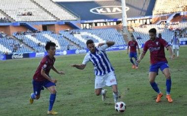 El FC Jumilla se trae un punto de Huelva