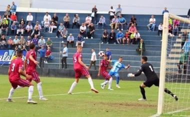 El Atlético Malagueño consigue su primer punto de la temporada a costa del FC Jumilla