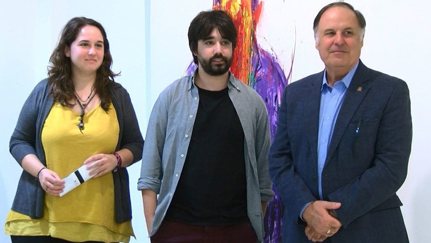 El Museo Etnográfico acoge la exposición 'El ocaso de la multitud' de Lucas Brox