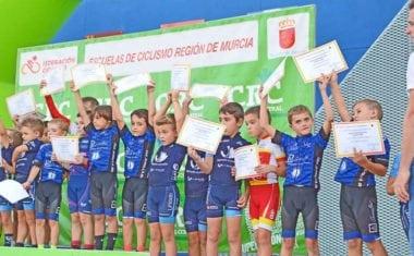 Termina la temporada de las Escuelas de Ciclismo