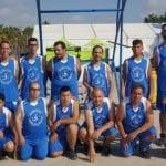 La sección de baloncesto de Aspajunide debutó con victoria en  'Mar Menor Games 2018'