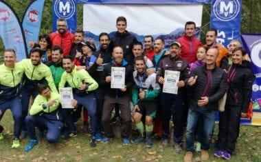 Grandes resultados para Hinneni Trail Running en el 'Mentiras Vertical' 2018