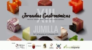 jornadas gastronomicas jumilla