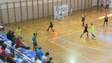 Jumilla Fútbol Sala dispuso de bastantes ocasiones en la primera mitad