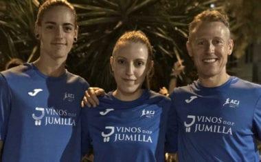 Medallas y récords para el Athletic Club Vinos DOP Jumilla