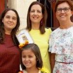 Paqui Pérez es la nueva presidenta de la Asociación de Moros y Cristianos Don Pedro I de Jumilla