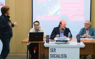 Comienza el Aula Abierta del PSOE con 'La importancia de la política en la democracia'