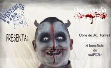 Teatro Inestables presenta 'La colina de los locos'