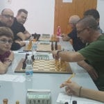 La segunda jornada del Regional por Equipos de Ajedrez dejó malos resultados para el Coimbra