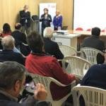 El PSRM-PSOE se reúne en Jumilla para debatir sobre un modelo de sociedad, economía y crecimiento sostenible para la Región de Murcia