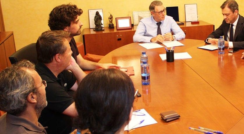 Salvemos el Arabí y Comarca solicita al presidente de la CHS uninforme sobre la situación del agua en el Altiplano