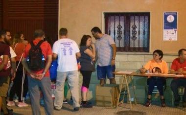 Exitosa III Marcha Nocturna Solidaria del Santo Costado