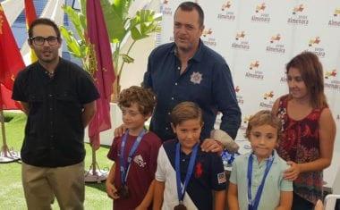 Subcampeonato para el Coimbra Jumilla en los Juegos Deportivos del Guadalentín