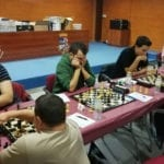 El AD Coimbra Jumilla 'B' se afianza en el liderato de Segunda División