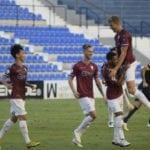 El FC Jumilla vence a domicilio a UCAM Murcia