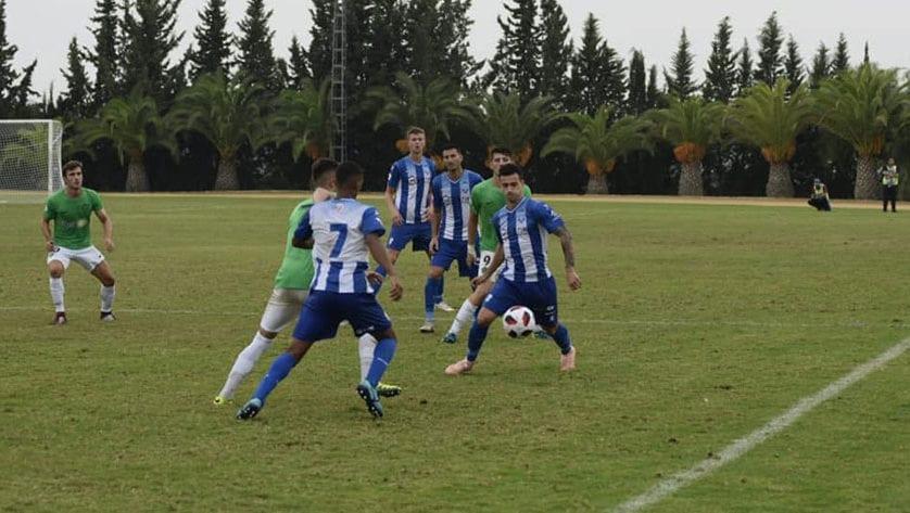 El FC Jumilla vence al Almería B y se aleja de la zona del descenso