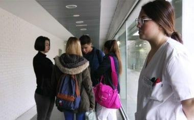 Comienzan las prácticas en el Área de Salud del Altiplano los futuros médicos, enfermeros y auxiliares de enfermería