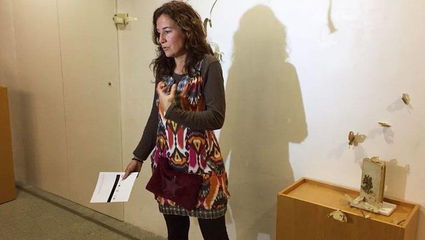 Jumilla muestra el trabajo de Belén Orta dentro del Plan de Espacios Expositivos regional