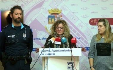 Con una decena de actividades Jumilla conmemorará el Día contra la Violencia de Género