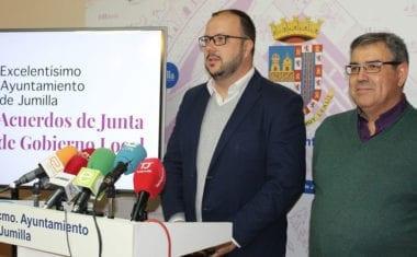 La concejalía de Obras llevará a cabo actuaciones en Juan Ramón Jiménez, Avda de Levante y Ronda Poniente