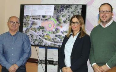 Los entornos de Santa Ana La Vieja y la Fuente de la Jarra se beneficiarán de una reforma integral