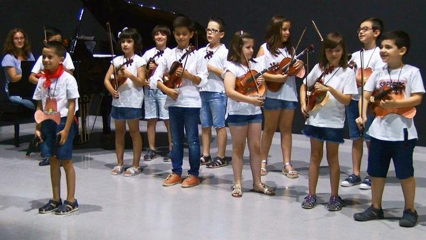 La Escuela Municipal y el Conservatorio celebrarán la festividad de Santa Cecilia