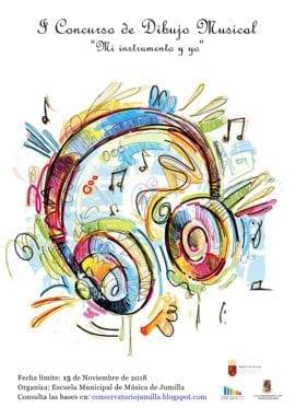 concurso-dibujo-musica-escuela-jumilla