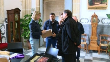 directora-general-cultura-en-iglesia-santiago-jumilla
