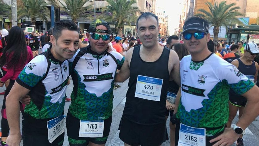 Doble cita para Hinneni Trail Running