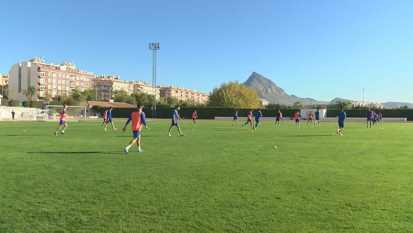 El FC Jumilla buscará en Sevilla su sexta jornada como invicto